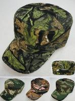 Cadet Hat [Assorted Camo]